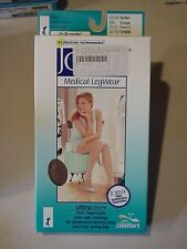 Jobst Medical Legwear Compression 20-30 mmHg Suntan X-Large Knee CT 121525