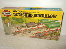 Airfix 03619-7, medium Size Detached Bungalow for OO/HO Scales