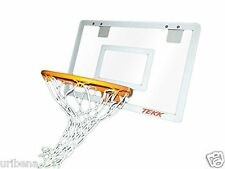 Mini Hoop Steel Tekk Nate Robinson Monster Jam + Basketball Pump Warranty TA-22