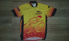Vtg Pace Ms 150 Best Dam Bike Tour 15Th Cycling Jersey Large Usa Made Superb.!