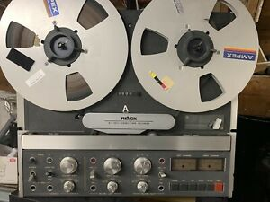 REVOX - STUDER B77 MkII Low Speed ,2 -Track Stereo Reel to Reel Tape Recorder
