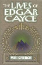 The Lives of Edgar Cayce New Revised Edition by W.H. Church clairvoyance incarn