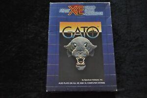 Gato Atari XE/XL Boxed