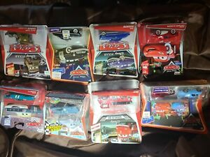 Disney pixar cars diecast lot new
