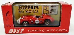 EBOND Modellino Ferrari 860 Monza PR06 - 1992 - Scala 1:43 S040.