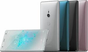Sony Xperia XZ2 Japanese Version Single SIM 4G+64GB Unlocked smartphone