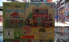 CONSOLE NEW NINTENDO 3DS ANIMAL CROSSING HAPPY HOME DESIGNER EN NOUVEAU