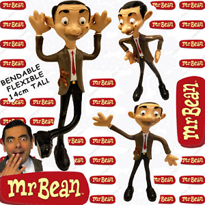 Official *Mr Bean* Toy Bendable Flexible with Teddy Bear in pocket by TY UK Ltd