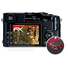 atFoliX 3x Anti Shock Screen Protector voor Fujifilm X-Pro1 mat&flexibel