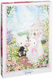 1000 Piece Jigsaw Hello Kitty Sweet Wedding (49 x 72 cm)