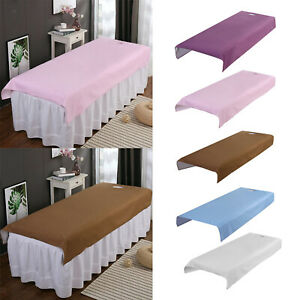 Waterproof Massage Bed Table Cover Anti-oil Salon Sheets Portable 200x75cm
