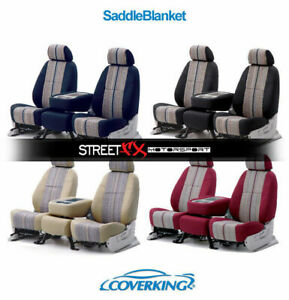 CoverKing Saddle Blanket Custom Seat Covers for Mercury Mountaineer