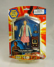 Doctor Who series 2 Faceless Grandma Connolly & The Wire Action Figure