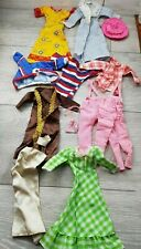Vintage pedigree Sindy Clothes bundle most in need of TLC