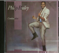 CONTINUATION PHILIP BAILEY - DIGITALLY REMASTERED NEW SEALED AUDIO CD