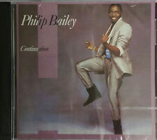 CONTINUATION PHILIP BAILEY - DIGITALLY REMASTERED NEW & SEALED