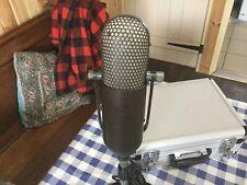 Classic RCA 77dx Ribbon Microphone.