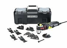 RK5151K Rockwell 4.2A Universal Sonicrafter F80 Oscillation Multi-Tool
