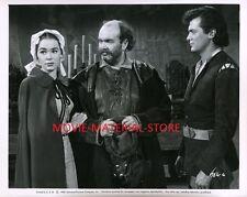 Tony Curtis Barbara Rush The Black Shield of Falworth Original 8x10 Photo #K8554
