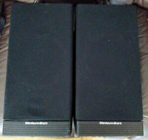 MORDAUNT-SHORT MS 3.20 LOUDSPEAKERS