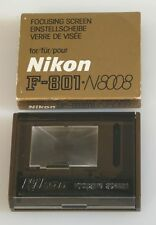 NIKON FOCUSING SCREEN B / F801 - N8008 NEW IN BOX