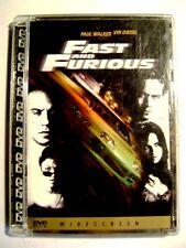 Dvd Fast and Furious ed. Super Jewel box di Rob Cohen Usato fuori catalogo