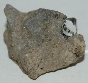 Herkimer Diamant (Quarz) in Matrix#2