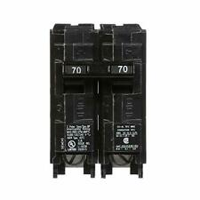 Siemens 70 Amp Double-Pole Type Qp Circuit Breaker / 559