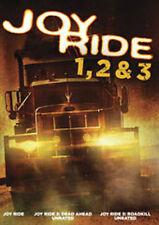 Joy Ride 1, 2 & 3 (DVD, 2014, 3-Disc Set)Brand New