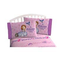 Princess Sofia Bedding Sheet full piece sheet Set for Kids-4 piece