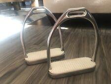 Korsteel Flex II Stirrup Irons