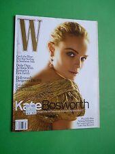 W magazine fashion July 2006 Kate Bosworth Michael Thompson