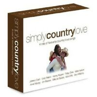 SIMPLY COUNTRY LOVE 4 CD NEU