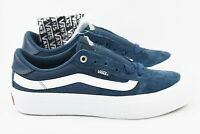 Vans Style 112 Pro Midnight Mens Size 7.5 Skate Shoes Blue
