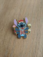 Disney Dsf Pin Trader Delight Ptd Stitch with Ice Cream Cones Gwp Pin
