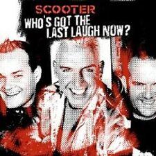 "SCOOTER ""WHO'S GOT THE LAST..."" CD LTD. EDITION NEU"