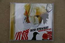 ROD STEWART BLOOD RED ROSES   NEW SEALED GENUINE UK RETAIL CD