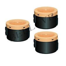 3 X TONER COMPATIBILE PER EPSON Aculaser M1400 Aculaser MX14 Aculaser MX14NF