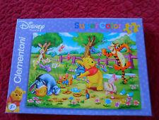 Puzzle Winnie L'Ourson - 60 pièces - Clementoni - 5+ - Winnie the Pooh
