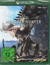 Monster Hunter: World - Xbox ONE - Neu & OVP - Capcom - Deutsche USK 12 Version