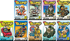 Dr. Slump Series MANGA by Akira Toriyama Collection Volumes 10-18!