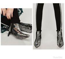 Zara Women's Kitten Mid Heel (1.5-3 in.) Boots for Women