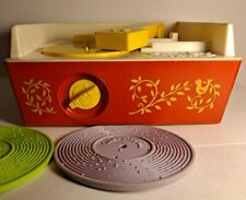 Fisher Price Vintage Record Player 1971 nostalgic fun toy made in Japan - works