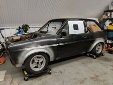 Ford Fiesta Mk1 XR2 Unfinished Project Period Tarmac Spec Rally Car