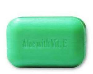 Aloe Vera & Vitamin E Soap Bar (4 oz) heal , soothe, suitable for all skin types