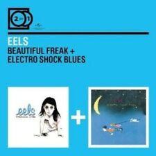 EELS - 2 FOR 1: BEAUTIFUL FREAK/ELECTRO SHOCK BLUES 2 CD+++++++++++ NEW+