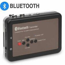 Digitnow Cassette Player-portable Digital Bluetooth Tape Player-cassette to Mp3