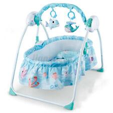 Baby Swing Crib Bassinet Cradle Infant Rocker Sleeper Bed Cots 0 - 3 years