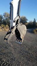 Hydraulic Thumb Attachment Claw Kit Fits Bobcat Excavator E42 E45 Pin On