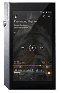 Pioneer pioneer xdP-300R digital audio player Hi-Res corresponding silver xdP-30